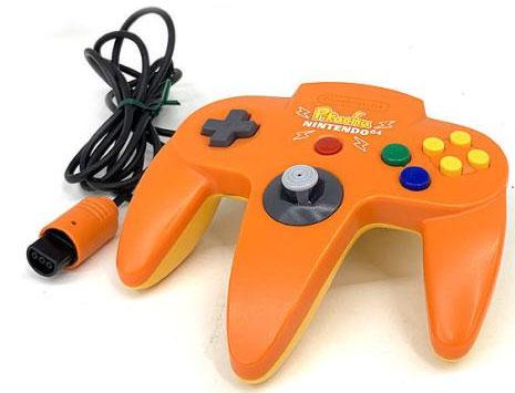 Nintendo 64 Controller (Pikachu)