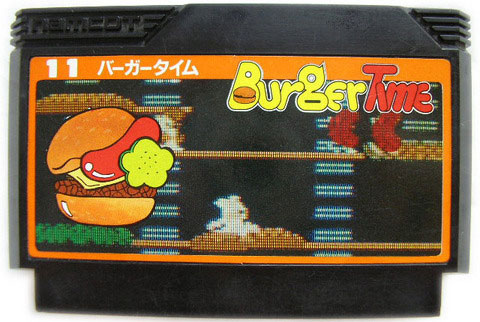 Burger Time (Cart Only)