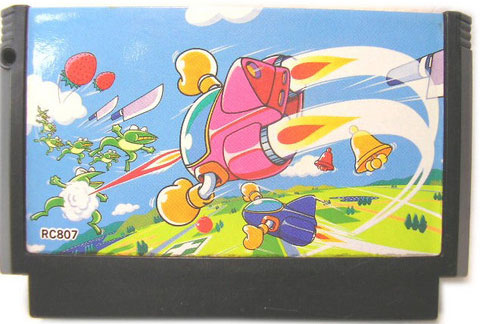 Twinbee (Cart Only)
