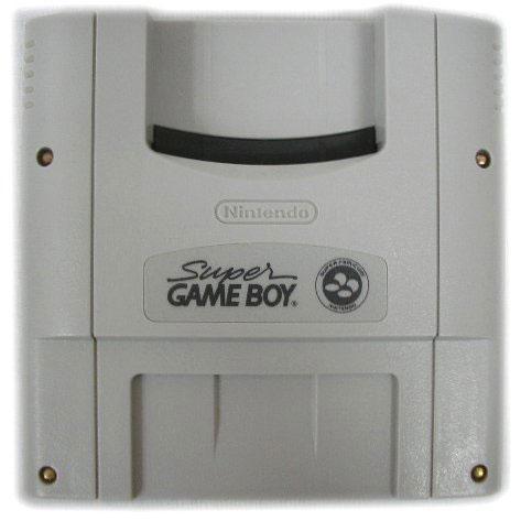 Super GameBoy (New)