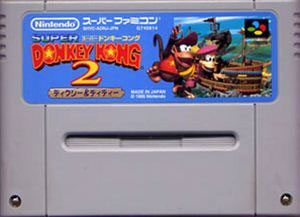 Super Donkey Kong 2 (Cart Only)