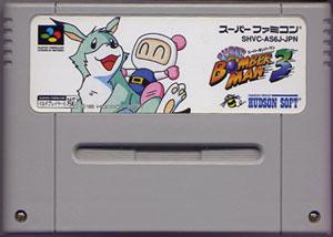 Super Bomberman 3 (Cart Only)