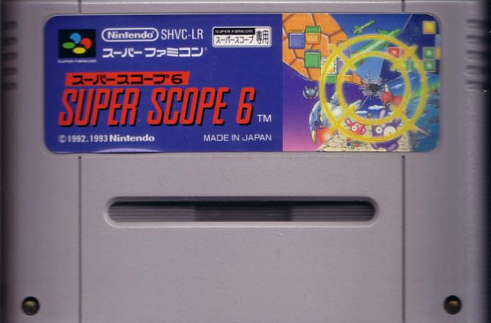Super Scope 6 (Cart Only)