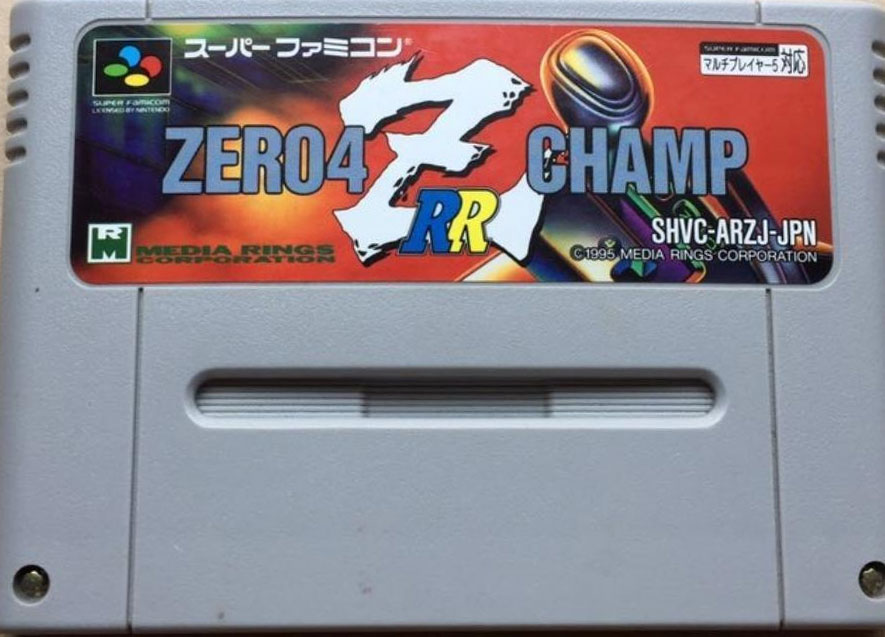 Zero 4 Champ RR-Z (Cart Only)