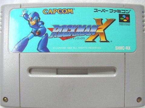 Rockman X (Cart Only)
