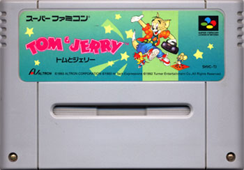 Tom and Jerry (Cart Only)