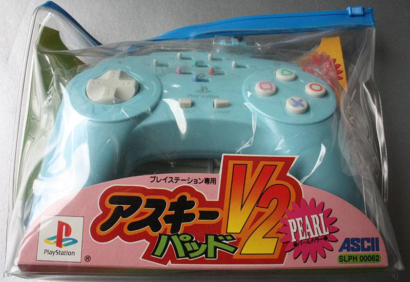 Ascii Pad V2 (Pearl Blue) (New)