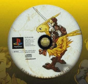Final Fantasy Tactics (Picture Disk)