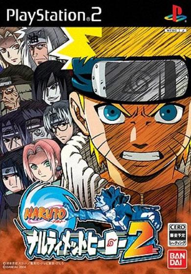 Naruto Narutimett Hero 2