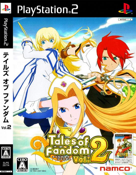 Tales of Fandom Vol 2