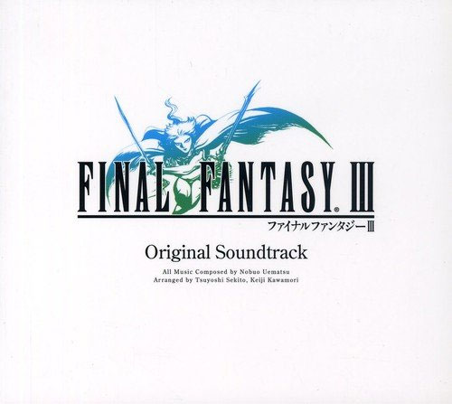 Final Fantasy III Original Soundtrack (New)