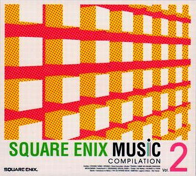 Square Enix Music Compilation Vol. 2 (New) (Sale)