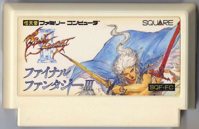 Final Fantasy III (Cart Only)