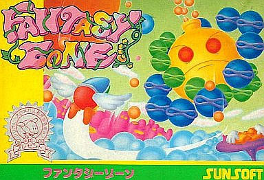 Fantasy Zone (Cart Only)