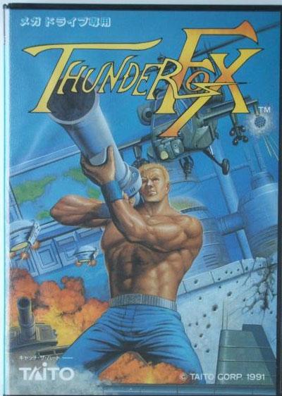 Thunder Fox (New)
