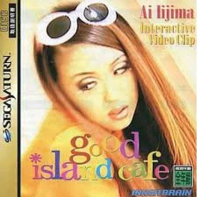 Ai Iijima Good Island Cafe