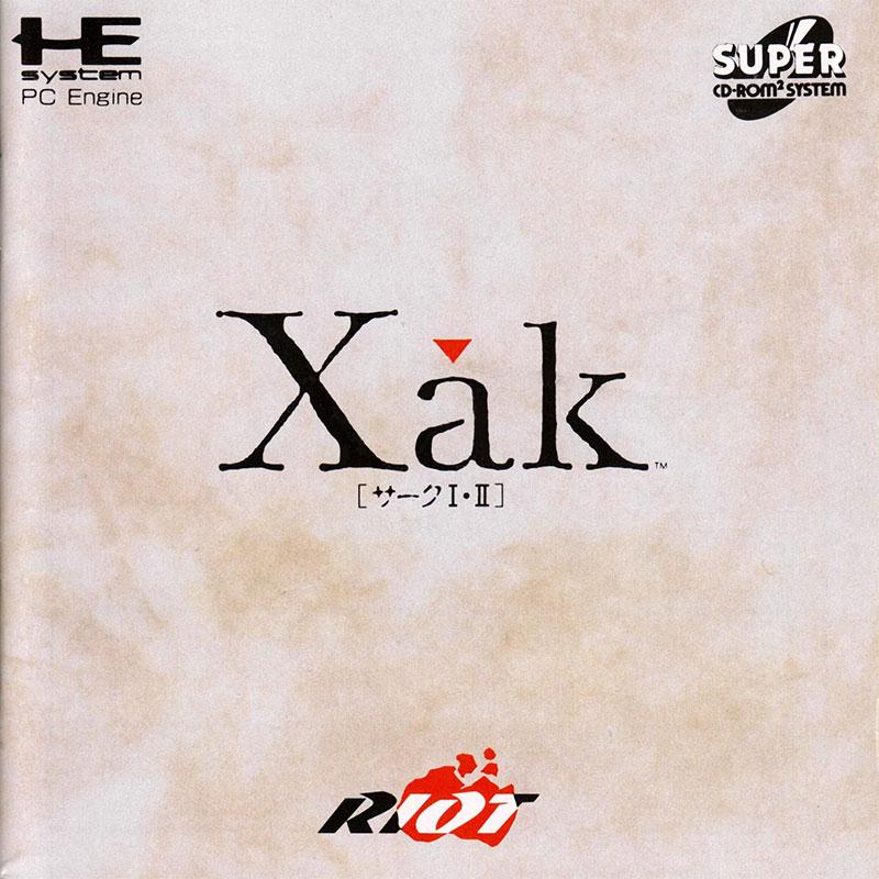 Xak I II