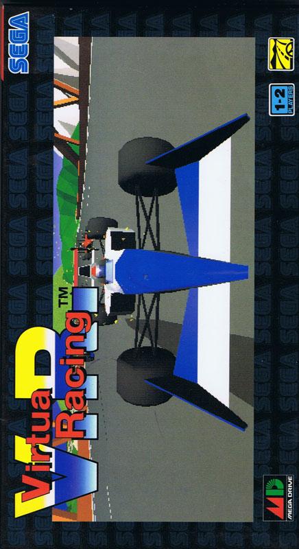 Virtua Racing Virtua Video
