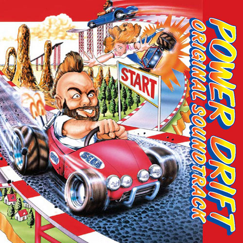 Power Drift Original Soundtrack (New)