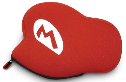 Club Nintendo Mario DSi Pouch (New)
