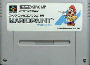 Mario Paint (Cart Only)