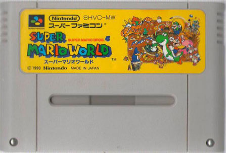 Super Mario World (Cart Only)