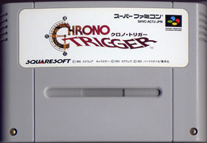 Chrono Trigger (Cart Only)