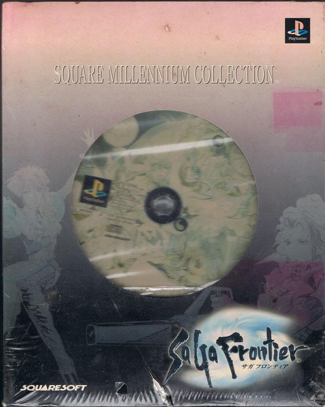 Square Millennium Collection Saga Frontier (New) (Sunfade)