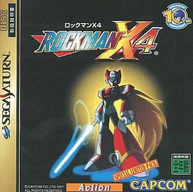 Rockman X4