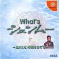 Whats Shenmue - Sega