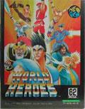 World Heroes (New) - Alpha