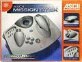 Dreamcast Ascii Mission Stick (New) - Ascii