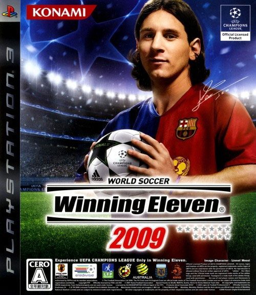 World Soccer Winning Eleven 2009 from Konami - PS3