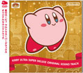 Kirby Ultra Super Deluxe Original Sound Track (New) - Nintendo