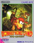 Donkey Kong Land - Nintendo