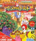 Donalds Magical World (New) - Sega