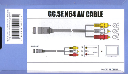 Nintendo 64 Av Cable Wiring Diagram | Wiring Schematic ... on