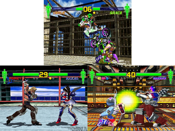 Fighting Vipers 2 from Sega - Dreamcast