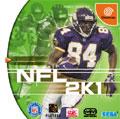 NFL 2K1 (New) - Sega