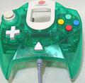 Dreamcast Controller Lime Green (New) - Sega