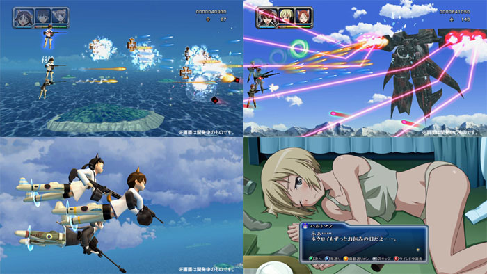 strike witches quest