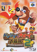 Banjo and Kazooie Adventure 2 - Nintendo