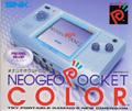 Neo Geo Pocket Color Pearl Blue - SNK