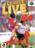 J League Live 64 (New)  - Electronic Arts