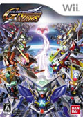 SD Gundam G Generation Wars (New) (with Players Bible) - Bandai Namco Games