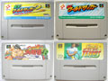 Super Famicom Sports Carts Pack - Various