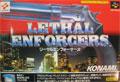 Lethal Enforcers With Gun (No Box or Manual) - Konami