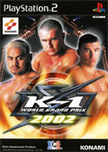 K-1 World Grand Prix 20002 - Konami