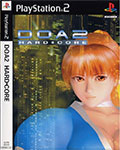 DOA 2 Hard Core - Tecmo