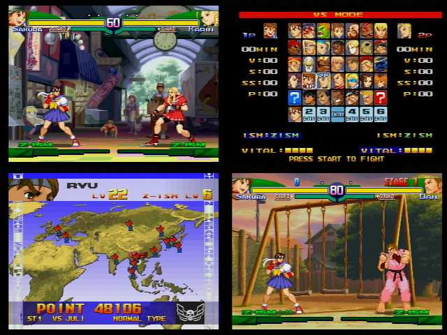 Street Fighter Zero 2 Neo Geo Download Free